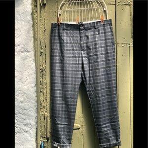 Zara men's pants regular fit, waist 36 inch